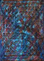 Window glass. 1984-2004 Oil canvas 61×80cm