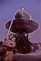 Pl. Concorde コンコルド広場の噴水
