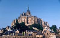 Le  Mont-St-Michel 2モンサンミッシェル2ⓒToshihiko Shibano
