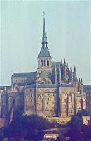 Le  Mont-St-Michel 3.モンサンミッシェル3ⓒToshihiko Shibano