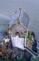 Le  Mont-St-Michel 9モンサンミッシェル9ⓒToshihiko Shibano