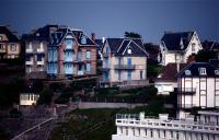 Cliff's villa of Granville  崖の上の別荘(グランヴィル)
