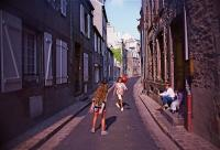 Old city of Granville 1 旧市街1(グランヴィル)