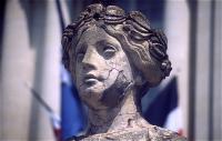 Statue 彫像 ⓒToshihiko Shibano