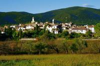 Lourmarin village  ルールマリン村 ⓒToshihiko Shibano 1958年9月30日、アルベール・カミュはこの村に一軒の邸宅を購入 故郷アルジェの山に似ているのが気に入った理由らしい