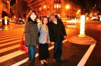 Crosswalk 横断歩道 Satsuki  Arlette Bernard  さつき アレッタ ベルナール Paris ⓒToshihiko Shibano