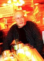 Dominique(Guitarist)ギタリストのドミニク Paris ⓒToshihiko Shibano
