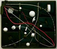 M.Duchamp Gean 1999 デュシャンの遺伝子 22×30cm T,K氏蔵
