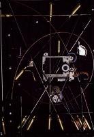 Bending Intron 1999 しなりのイントロン 53×36cm