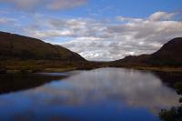 Upper Lake of killarney キラーニー国立公園の上の湖 ⓒToshihiko Shibano