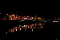 Night view of old city 旧市街の夜景 ⓒToshihiko Shibano
