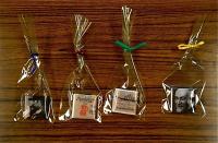 Souvenir of chocolate 入場者全員に配ったチョコレート。美帆ちゃんの手作りである。ⓒToshihiko Shibano