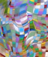 Echo こだま 2010 Pastel  Paper 53×45cm  ⓒToshihiko Shibano