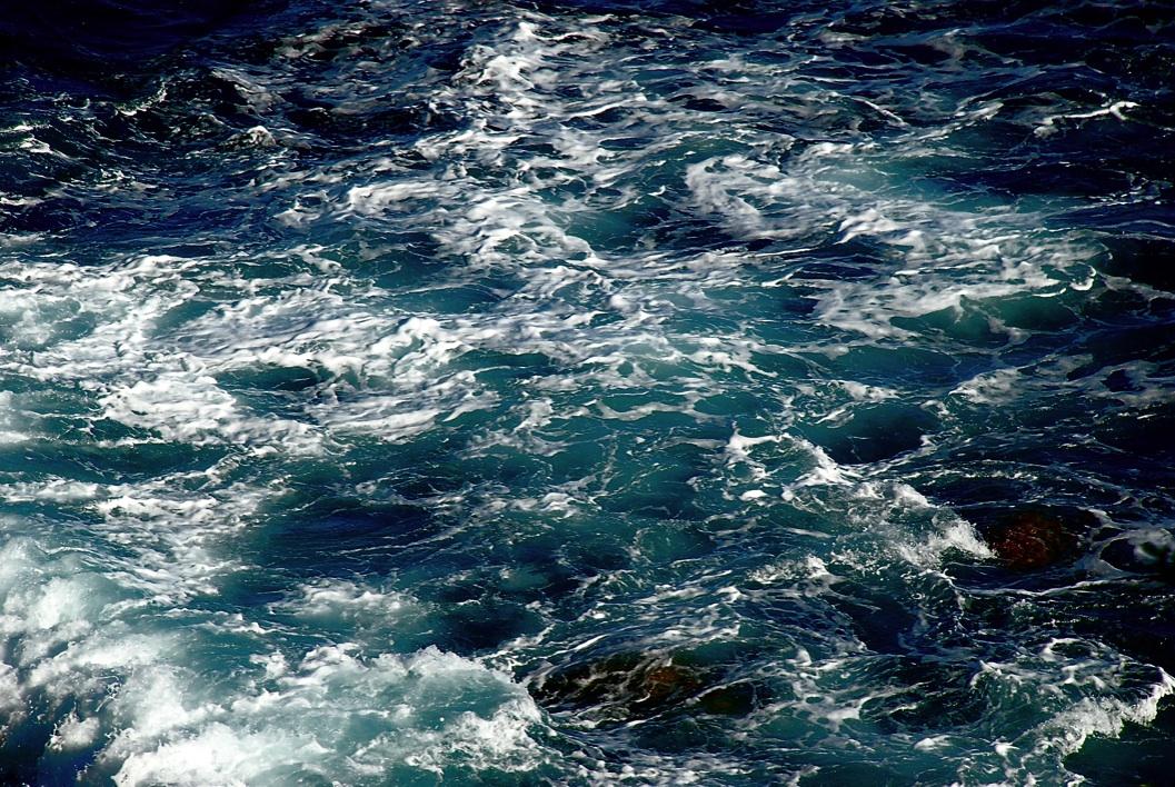 潮の流れ The flow of tide    ⓒToshihiko Shibano