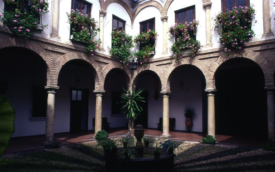 旧市街1 コルドバ Old city 1  Córdoba    ⓒToshihiko Shibano