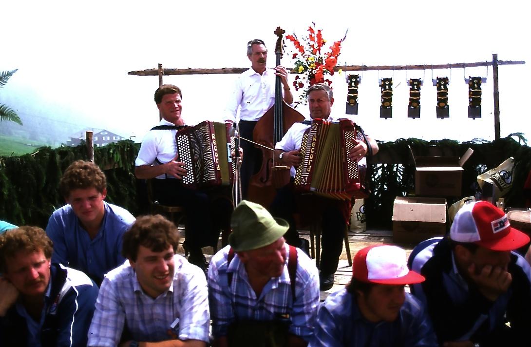 音楽隊 盛り上がりは今ひとつだったけど… Musical band   ⓒToshihiko Shibano